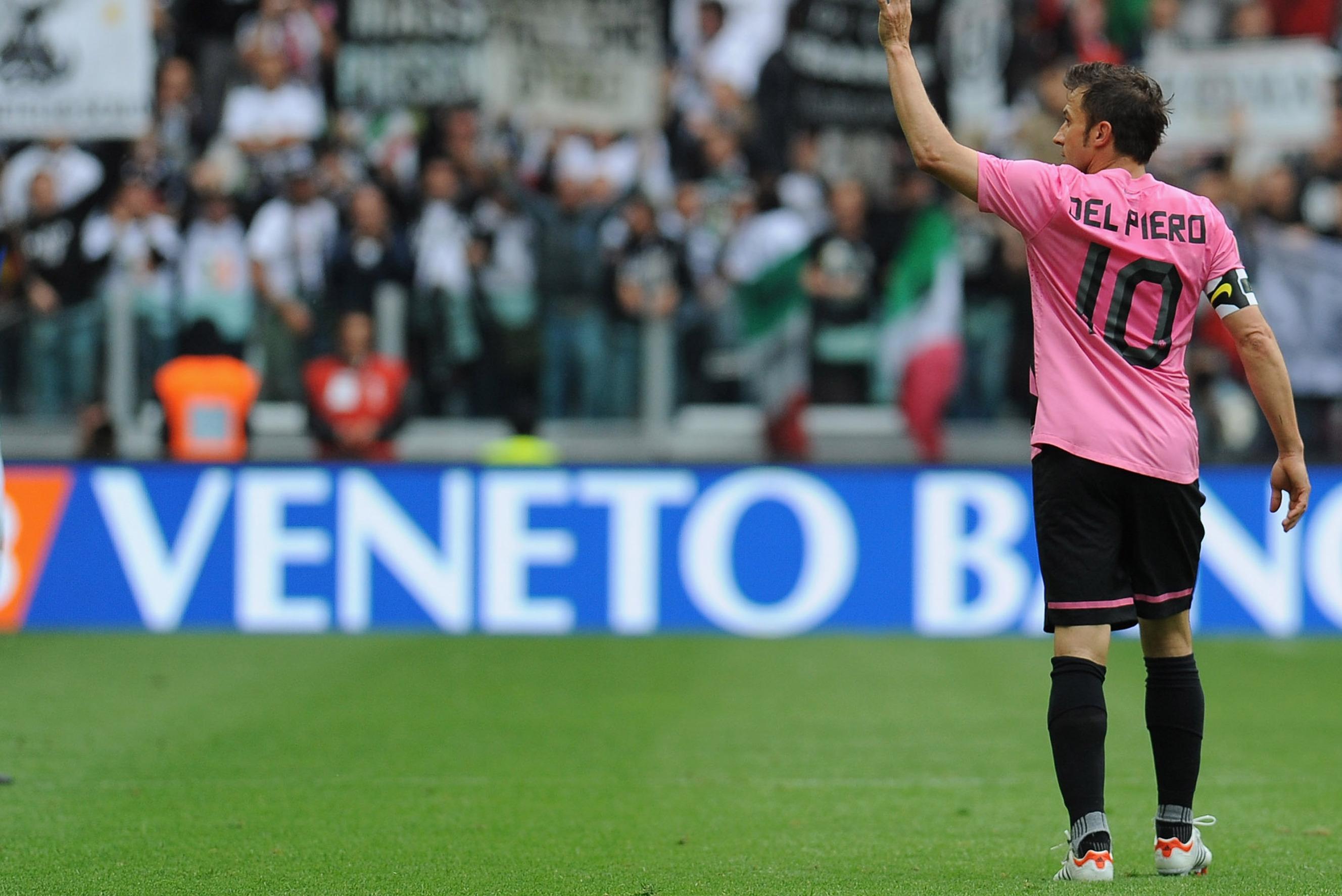 Legends of Football: Alessandro Del Piero, 'Il Pinturicchio ...