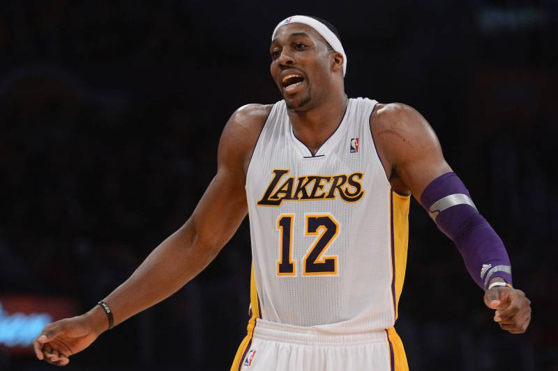 d84c82e18b7 Was Dwight Howard-Andrew Bynum Trade a Huge Mistake for Lakers and ...