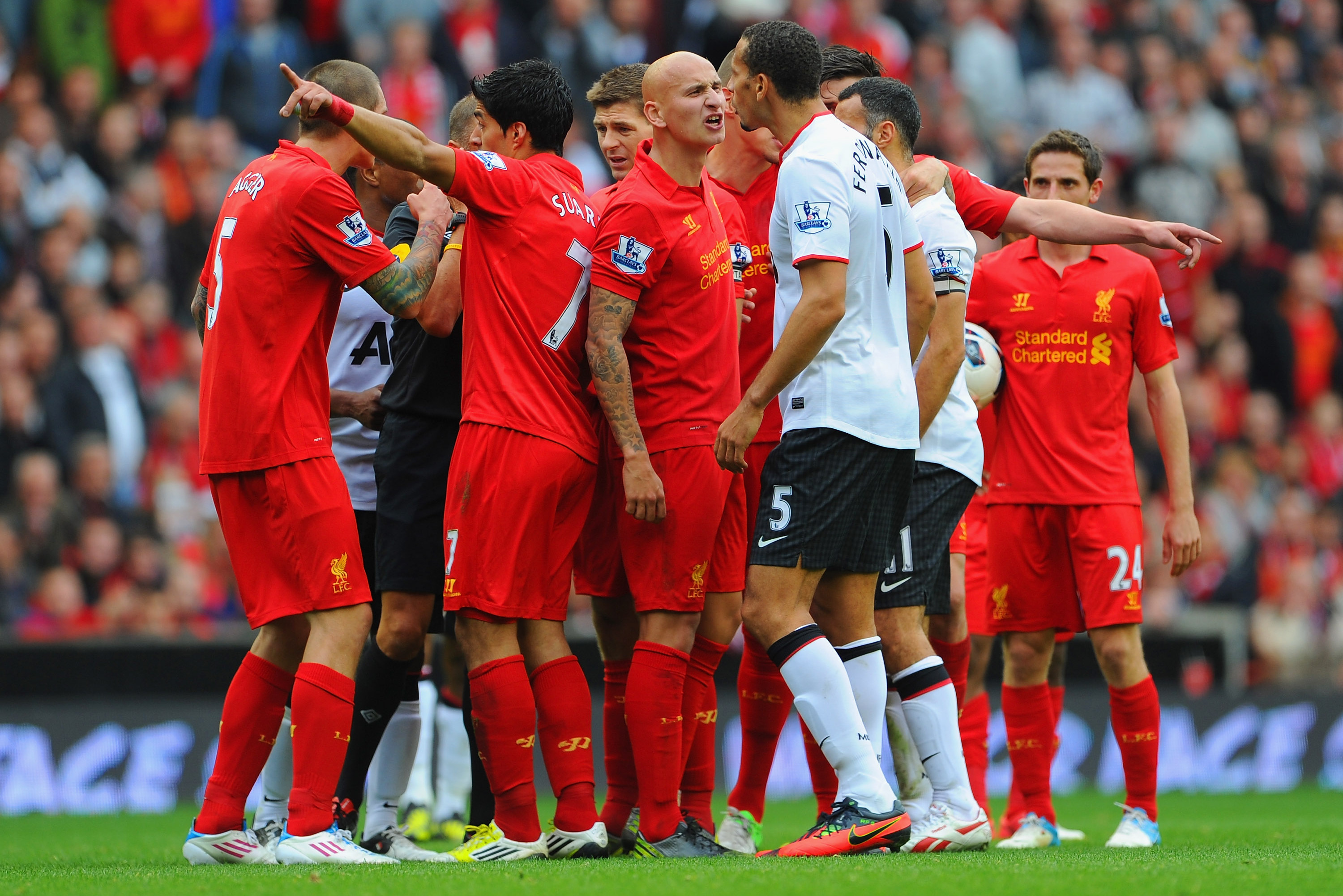 Manchester United vs. Liverpool: The Most Bitter Rivalry in ...