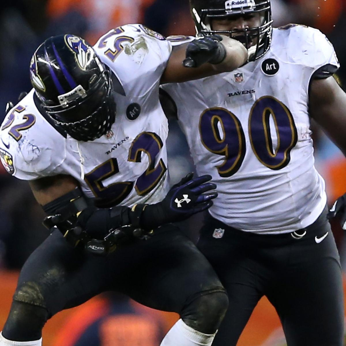 Baltimore Ravens Vs. Denver Broncos: Live Score