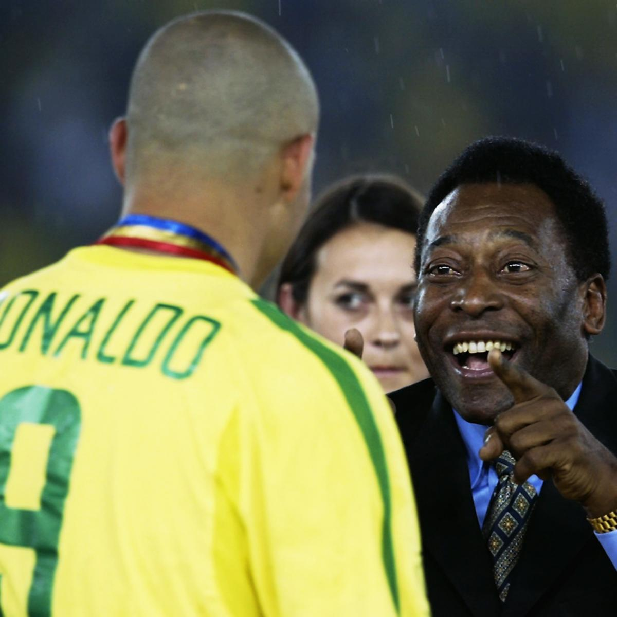 70f3571f63e Pele and the 20 Greatest Brazilian Footballers of All Time ...