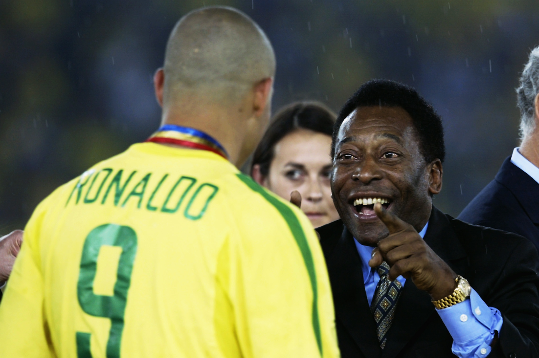 Pele and the 20 Greatest Brazilian Footballers of All Time