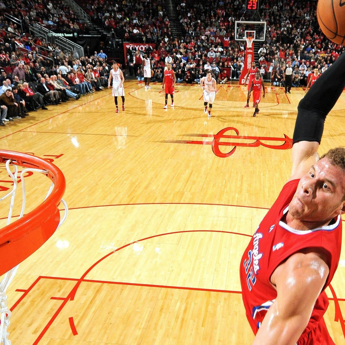 Houston Rockets 3rd Quarter Stats: Los Angeles Clippers Vs. Houston Rockets: Postgame Grades