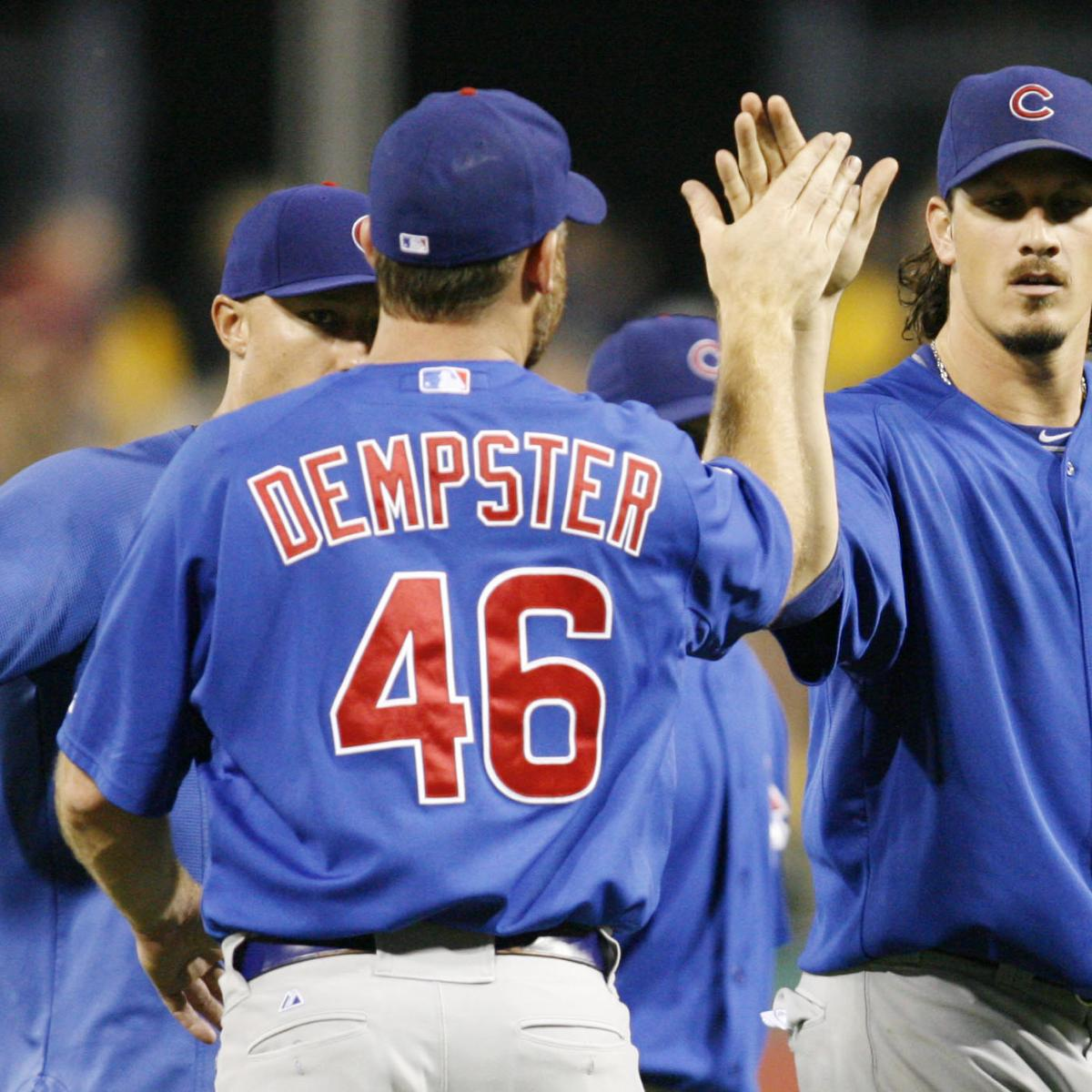 2012 2013 Season Opens With Sleeping: Chicago Cubs: How The Cubs' New-Look Rotation Compares To