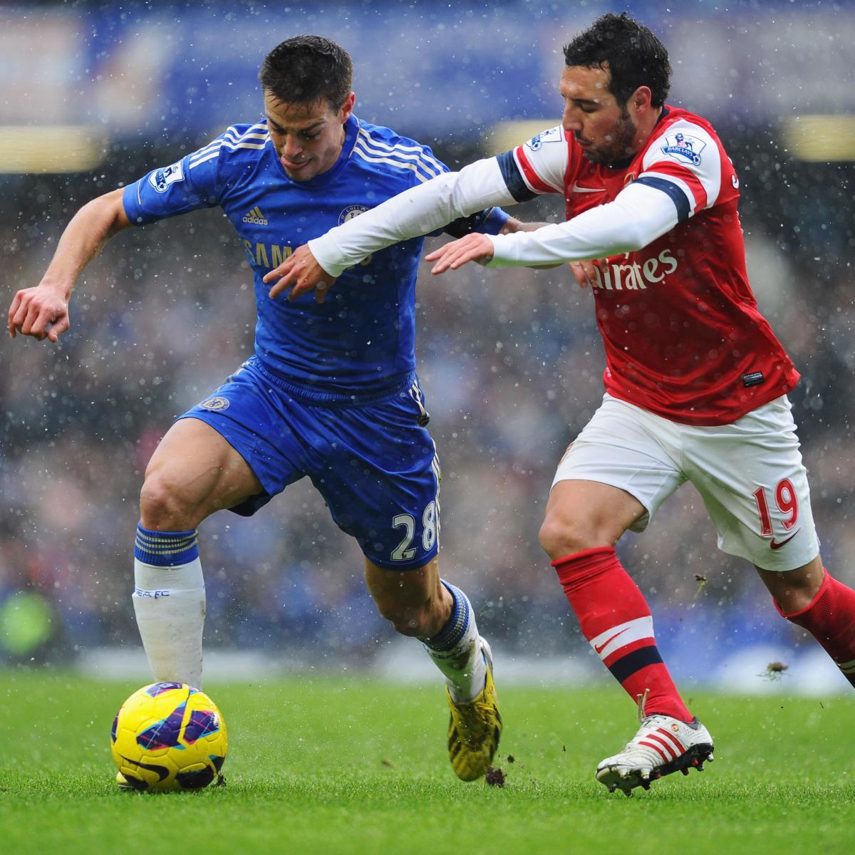 Chelsea vs. Arsenal: Score, Grades and Post-Match Reaction ...