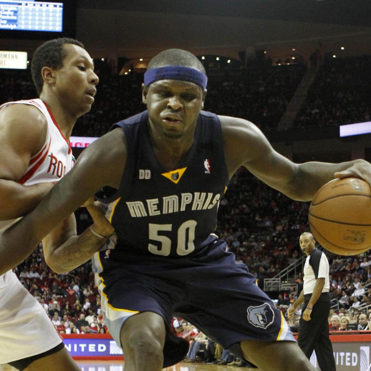Houston Rockets Defensive Coach: Zach Randolph Is The Post Presence James Harden And Jeremy