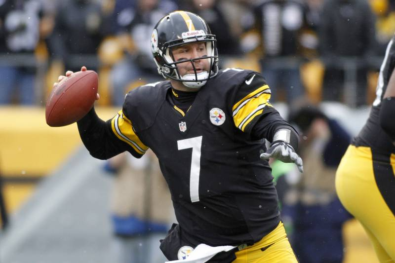 bfa3fa88ec8 Analyzing Ben Roethlisberger's Hall-of-Fame Status and How He Can Help His  Case