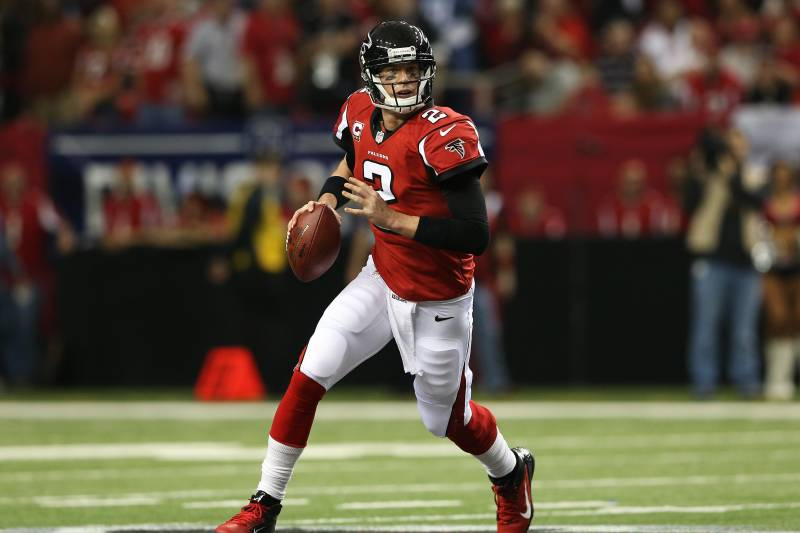 Atlanta Falcons Debate: Is Matt Ryan the Best Falcons