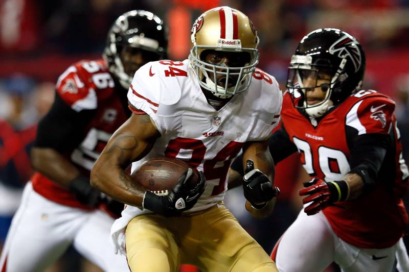 46d0dd2a8ef Super Bowl 2013  Shutting Down Randy Moss Is a Must for Ravens ...