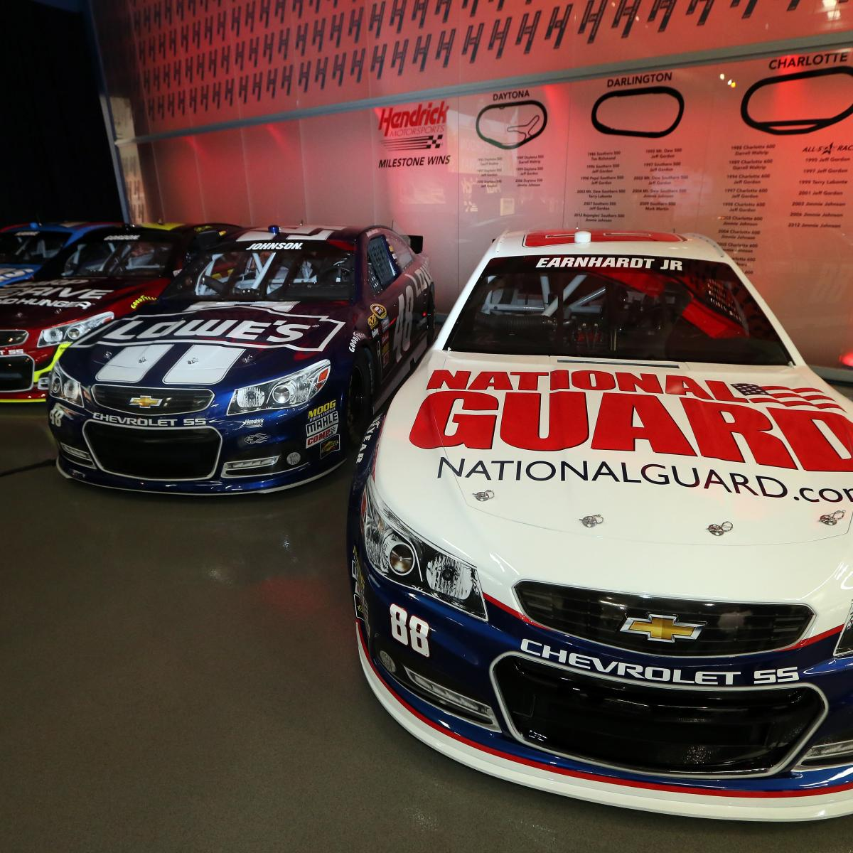 How NASCAR's New Gen-6 Cars Will Shake Up 2013 Sprint Cup