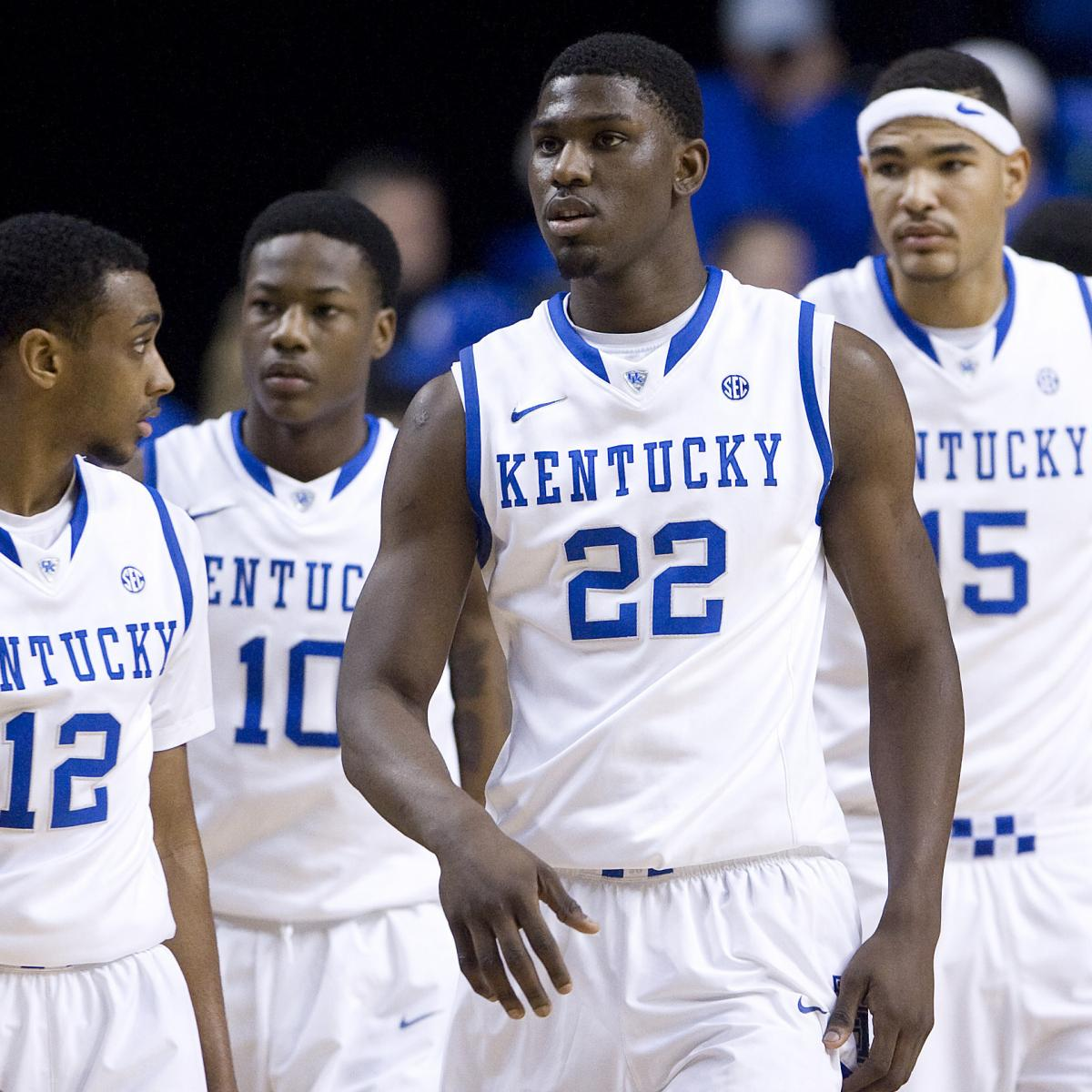 online retailer 92153 0cbd2 Kentucky Wildcats Basketball: Alex Poythress Is the Key to ...