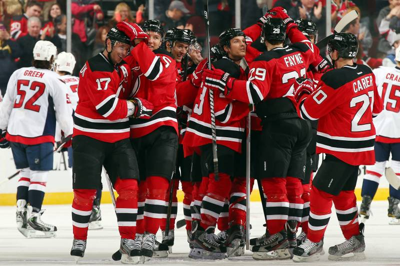 newest 0be6d a63de New Jersey Devils: How They Can Be Successful Without Zach ...