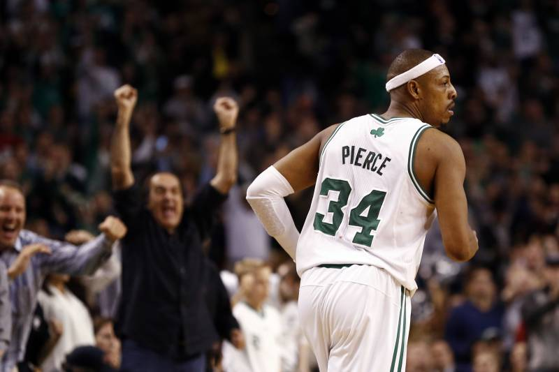 acec80fe65b Is Trading Paul Pierce the Answer to Boston Celtics  Problems ...