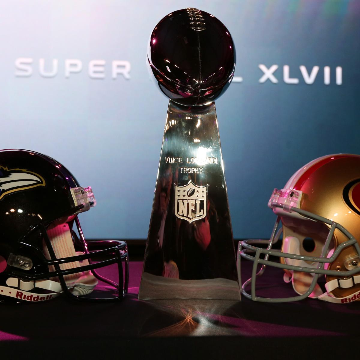 Super Bowl Line: Betting Preview For Ravens Vs. 49ers