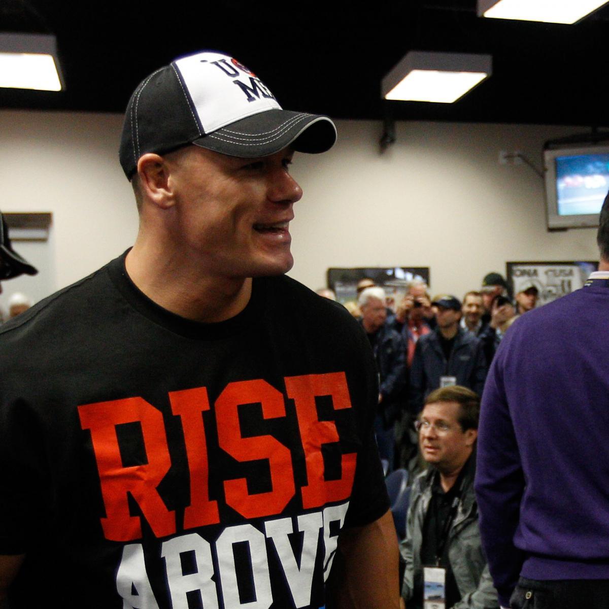 John Cena: His Squash Matches Should Not Happen Ever Again