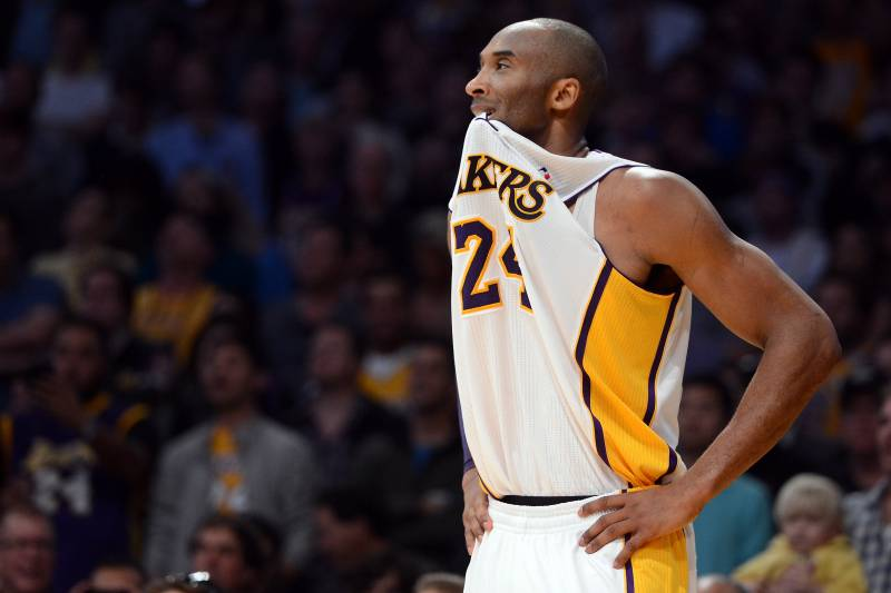 16d88ad5e34 Full Visual Timeline of Kobe Bryant s Roller-Coaster 2012-13 Season ...