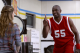 The Casual Tennis Fans Nostalgia For >> GEICO Super Bowl Commercial with Dikembe Mutombo Was Most Underrated Spot | Bleacher Report ...