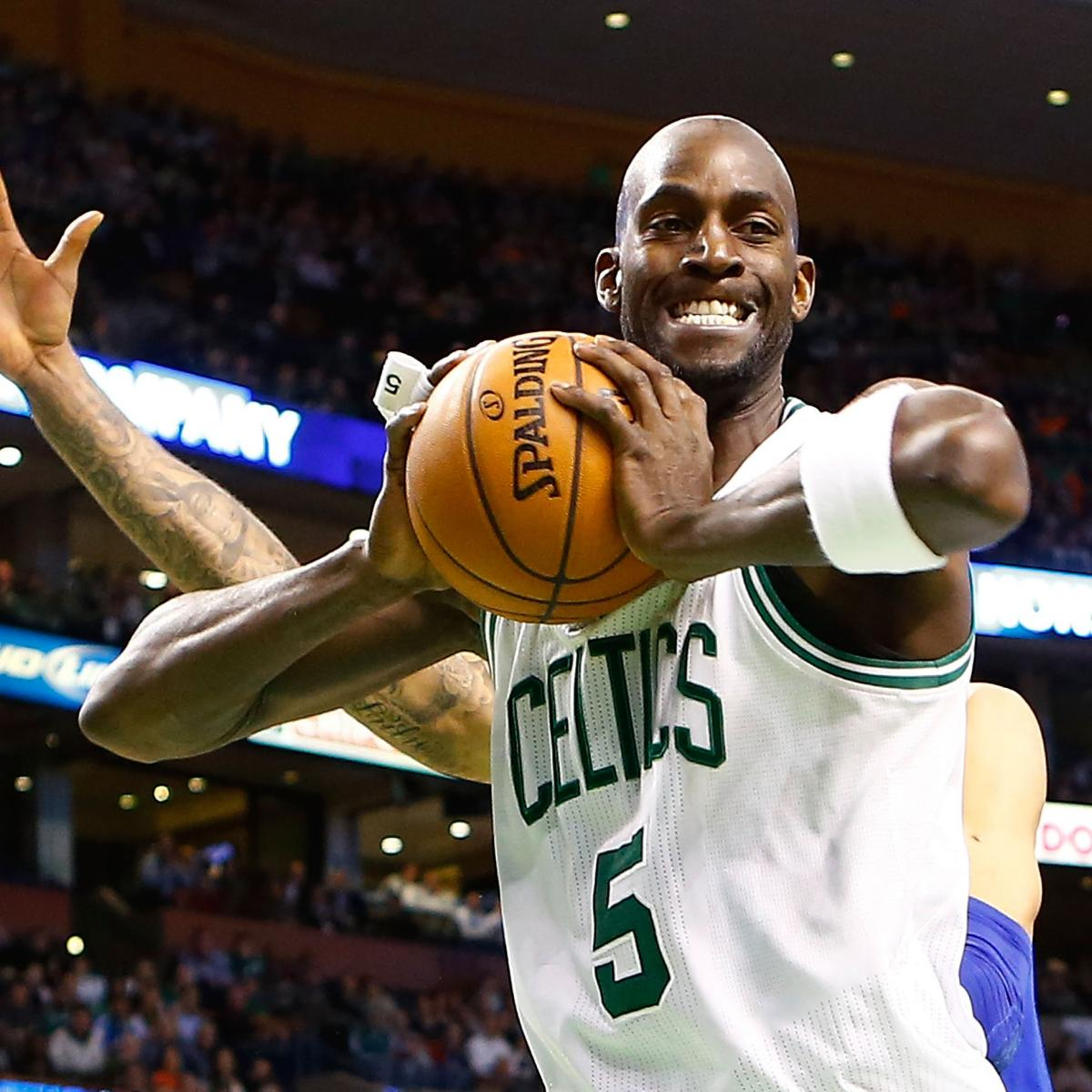 Celtics Rumors: Latest Kevin Garnett Buzz Involving