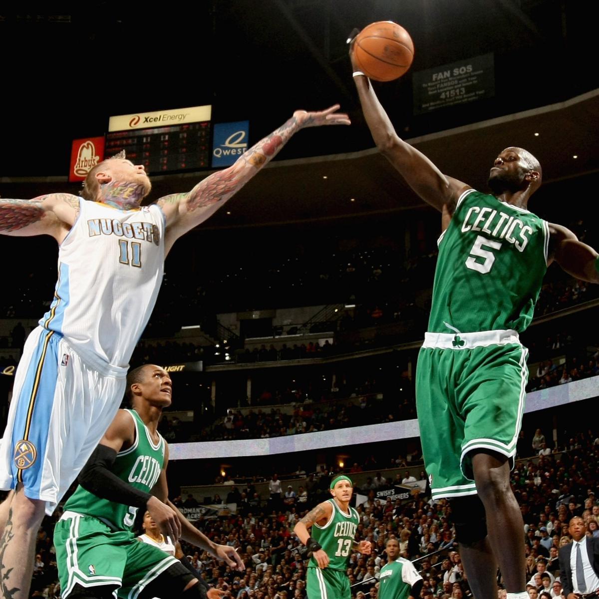 NBA Trade Rumors: Kevin Garnett Rejecting Denver Proves