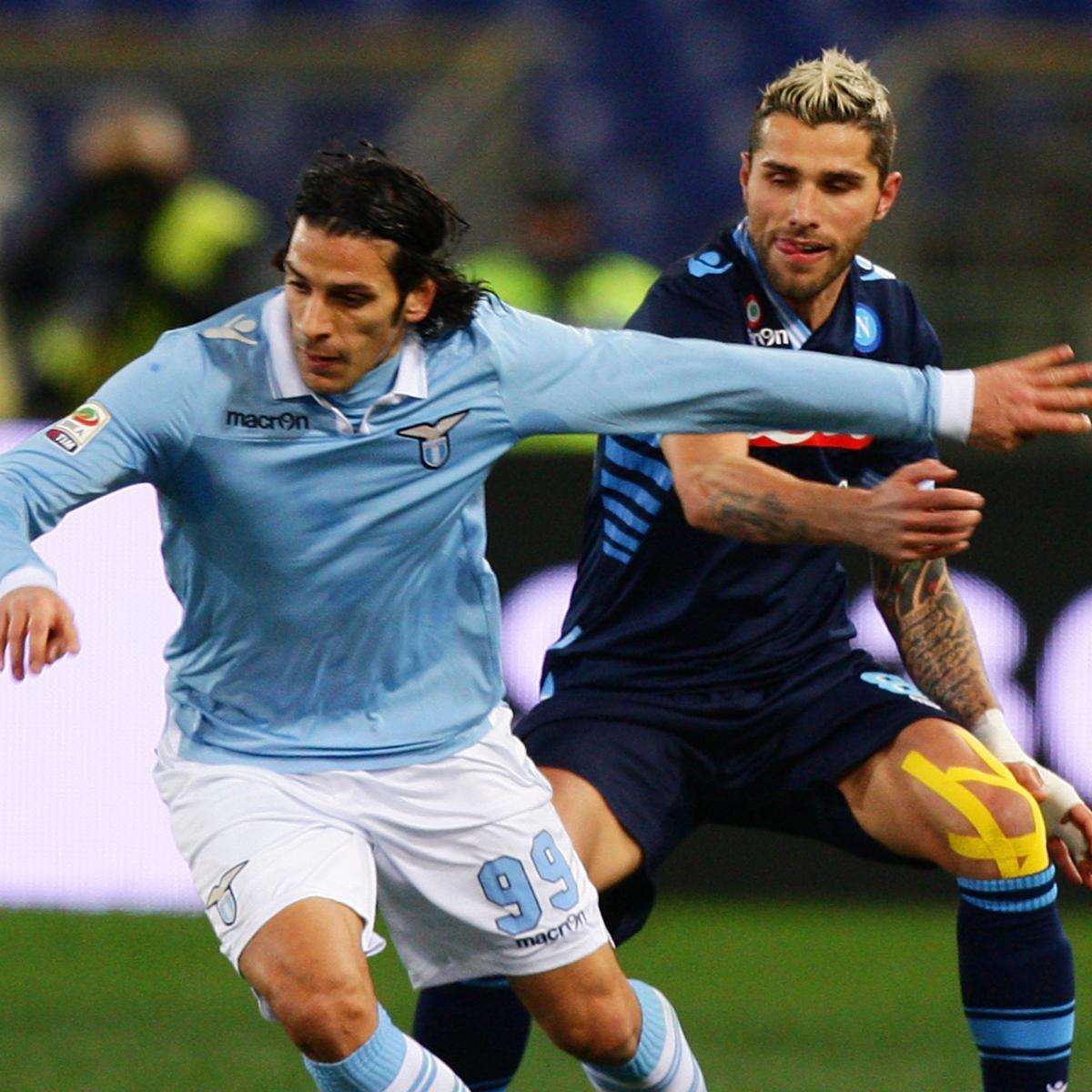 Lazio vs. Napoli Post-Match Reaction and Comments ...