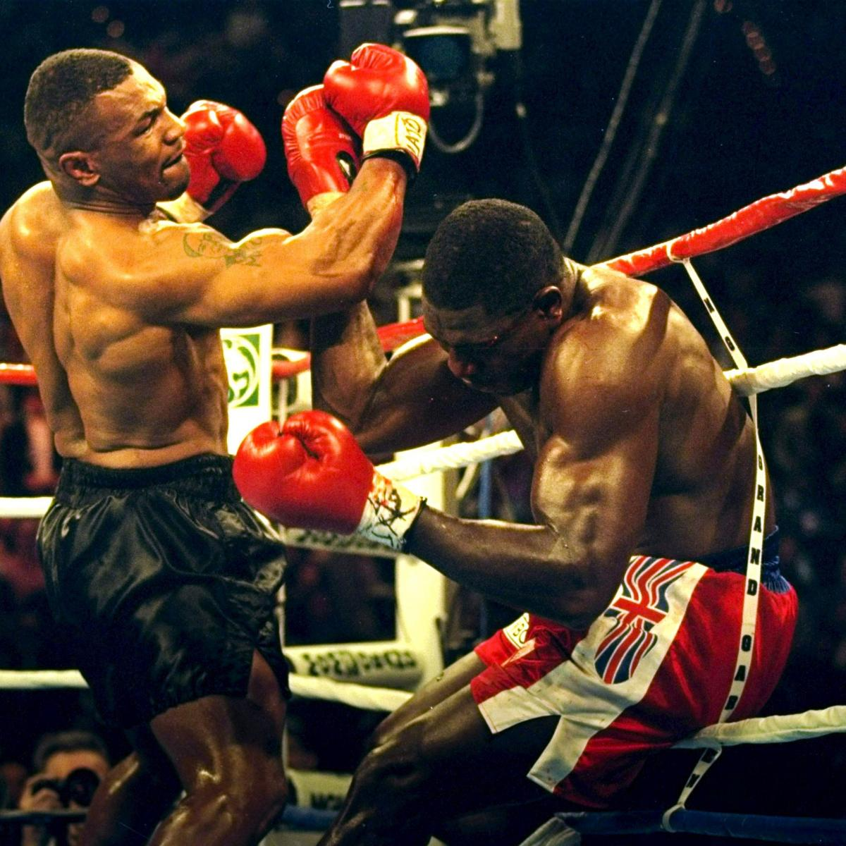20 Most Dangerous Punches in Boxing History | Bleacher ...