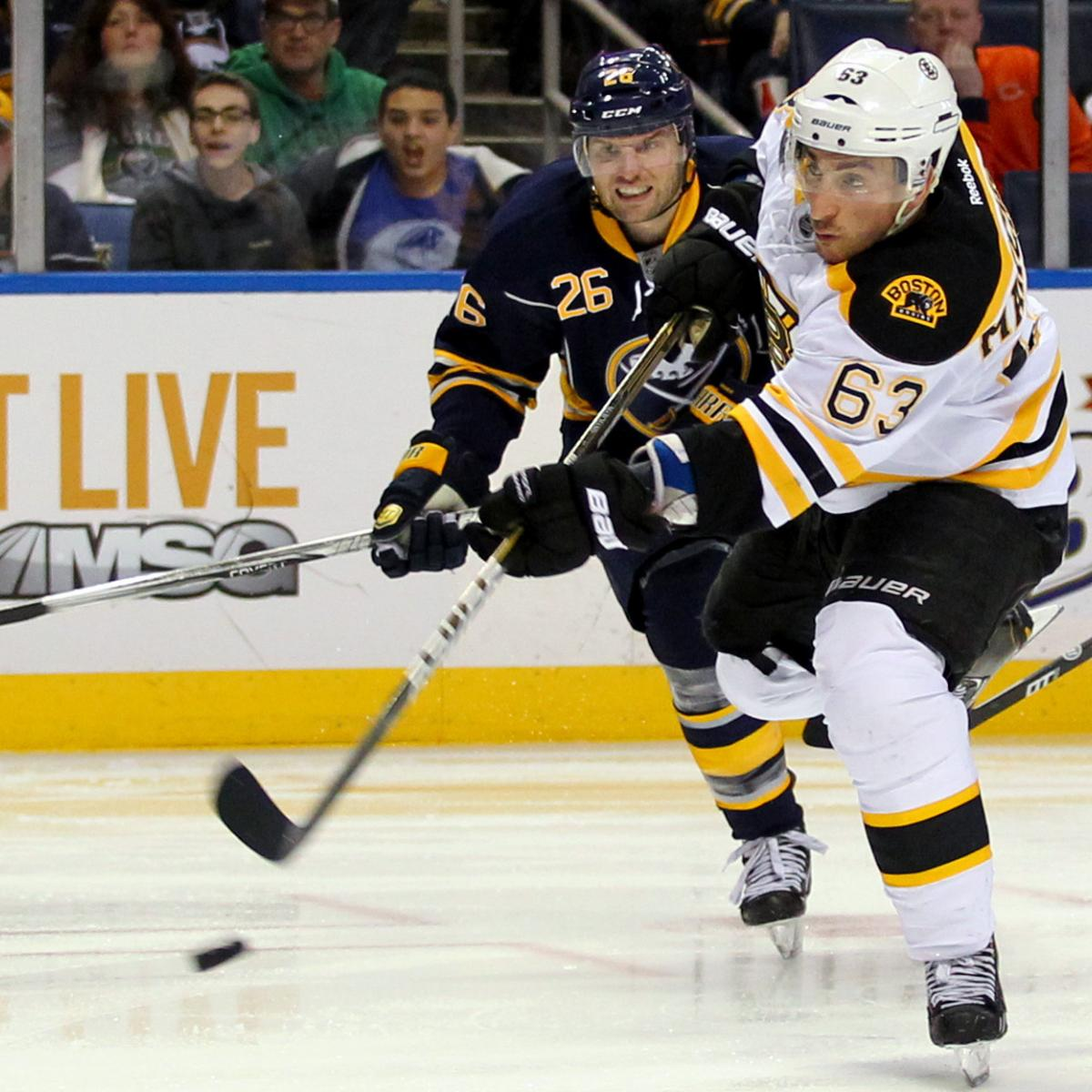 Boston Bruins Rattle Sabres; Best 10-Game Start in ...Bruins Bleacher Report