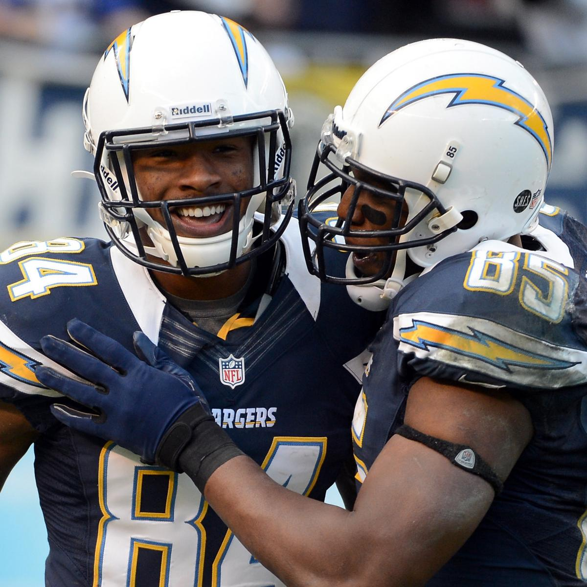 San Diego Chargers Draft Needs: How The San Diego Chargers Can Retake The AFC West In 2013