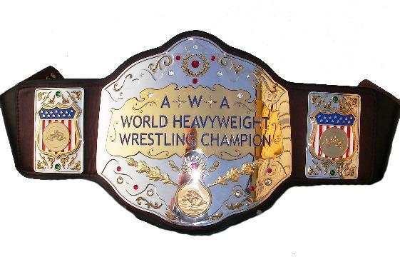Abandoned: The History of the AWA World Heavyweight Championship