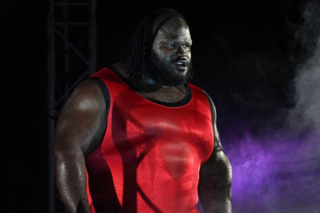mark henry he should form a dream team with big show since they re