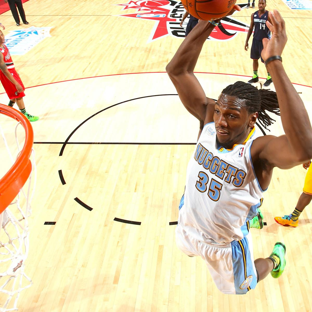Rising Stars Challenge 2013: Top Moments From Team Chuck