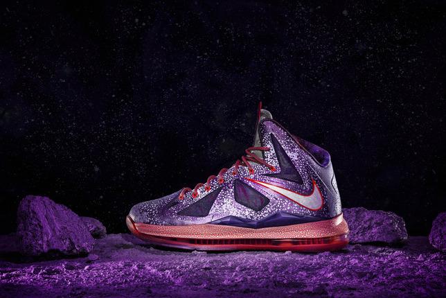 0266d1de2e3 LeBron James All-Star Game Shoes  Breaking Down LBJ s New Nike Kicks ...