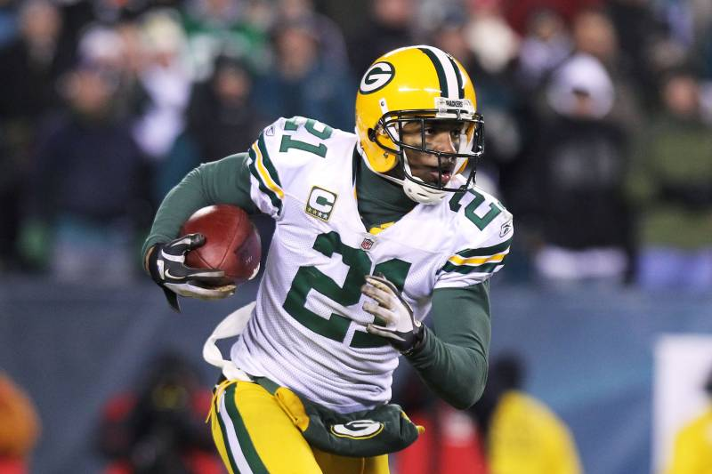 new arrival 63cd7 db449 Remembering Charles Woodson's Rise to Greatness with the ...