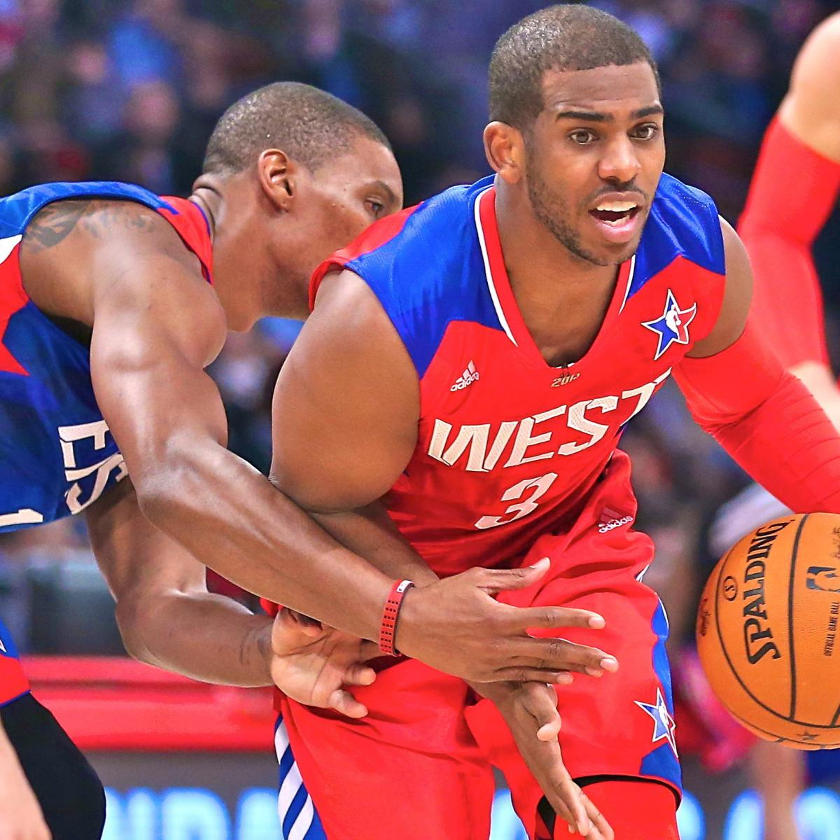 Western Conference Defeats Eastern Conference To Win 2013
