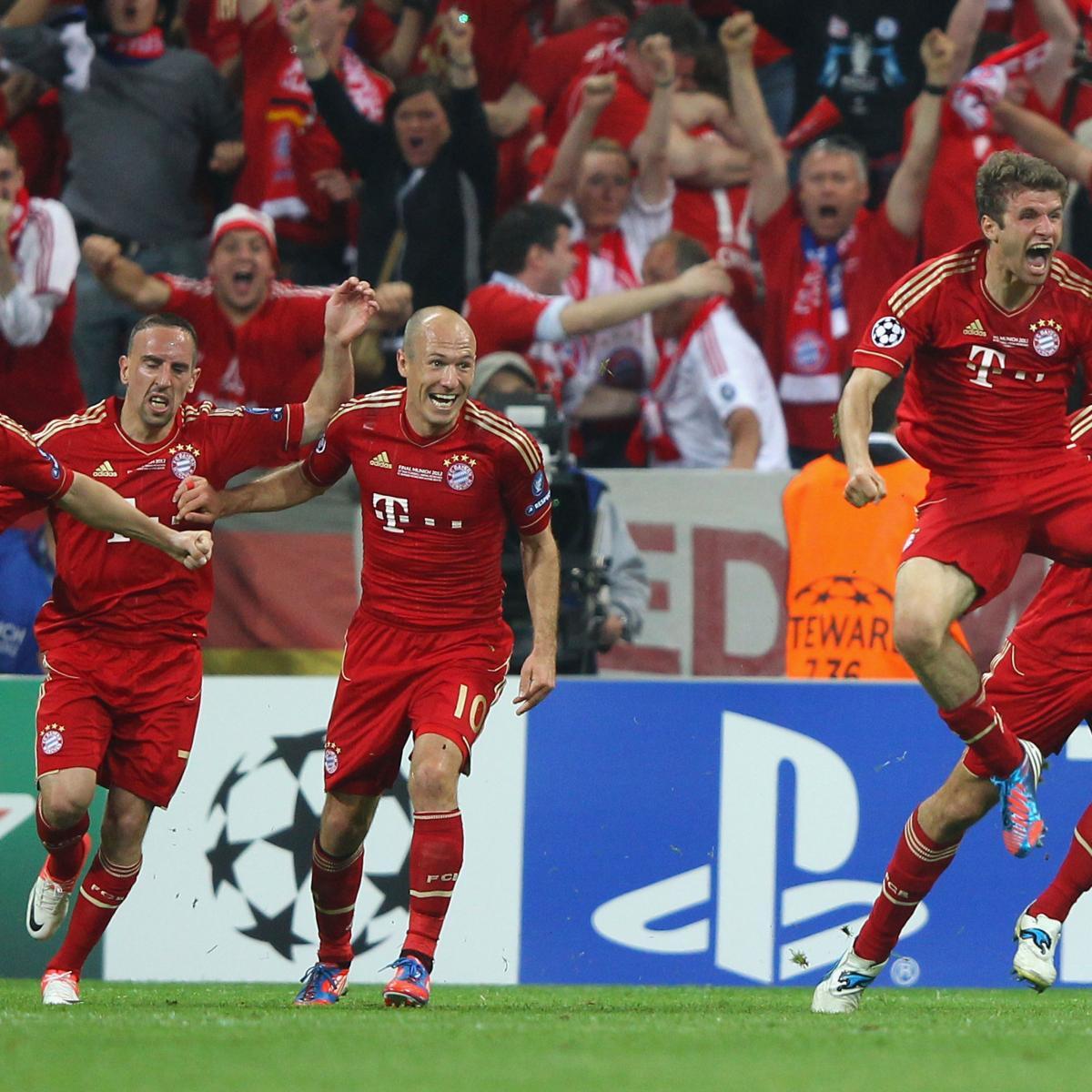 Bayern - Arsenal