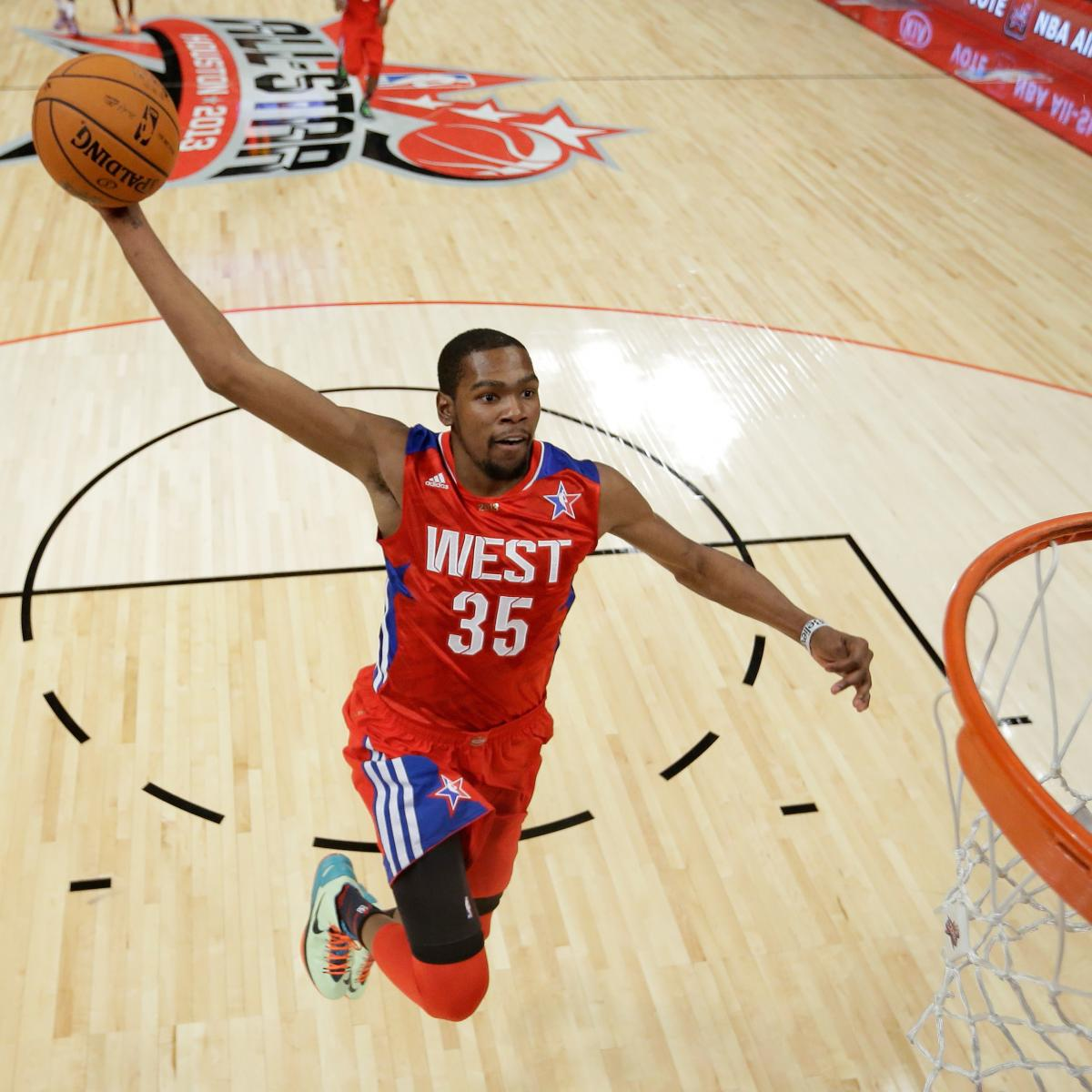 Kevin Durant All Star Game 2013 2013 NBA All-St...