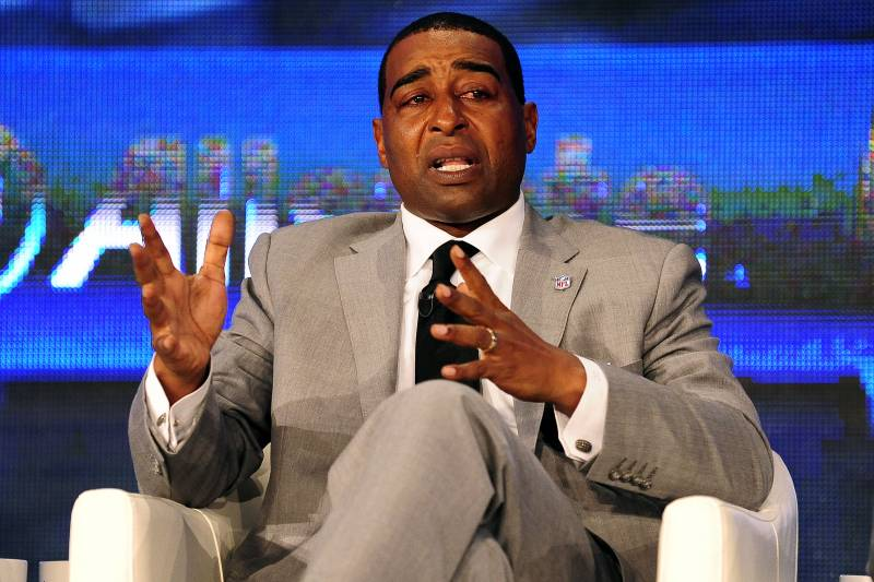 67a00a0cf Charting Cris Carter's Journey from Hardship to the Hall of Fame ...