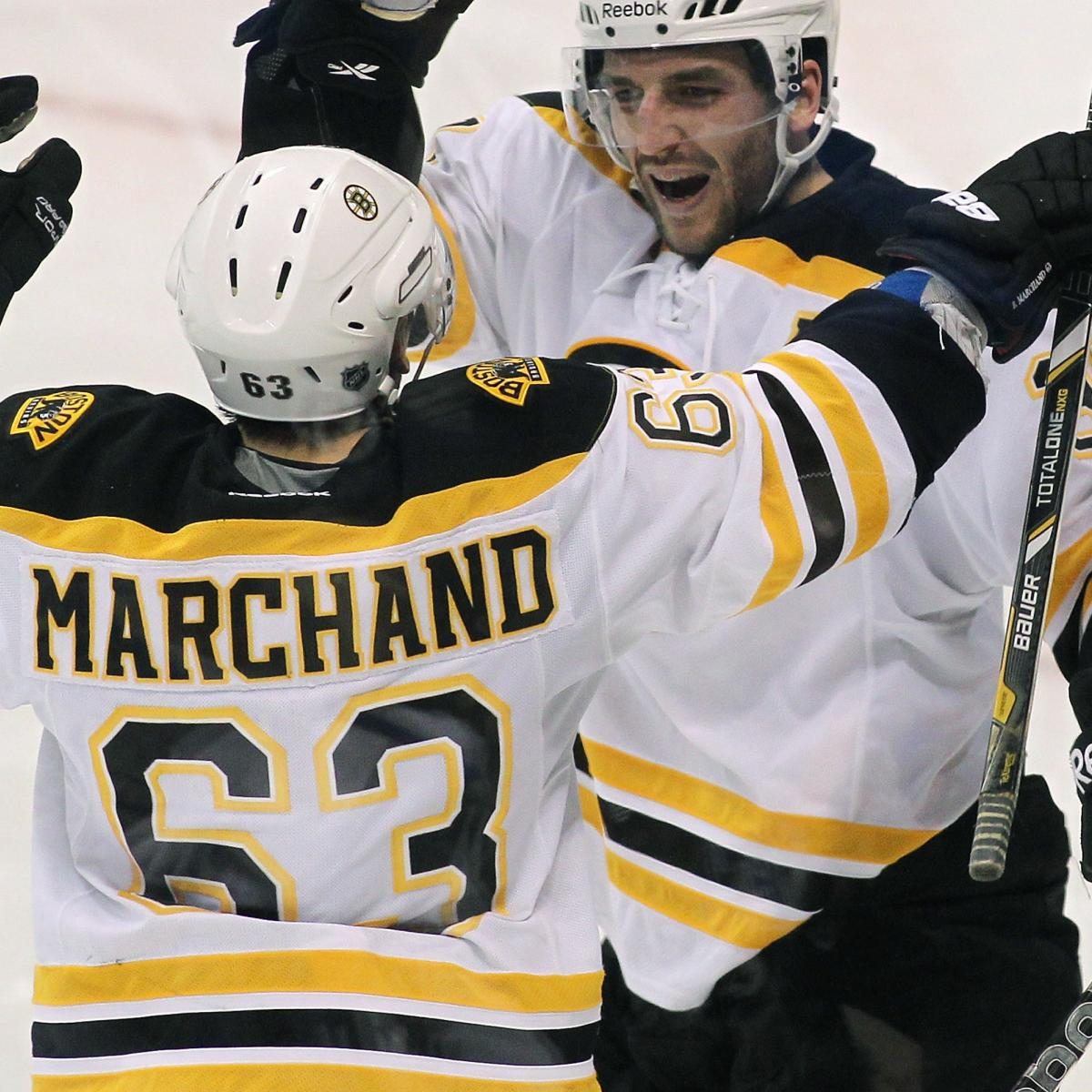 Boston Bruins: How Brad Marchand Is Impacting Them Beyond