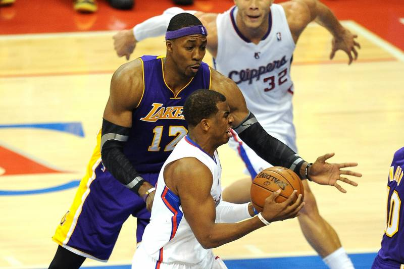 4a78ff47ea6 After Kobe Bryant, Will Los Angeles Belong to Chris Paul or Dwight Howard?