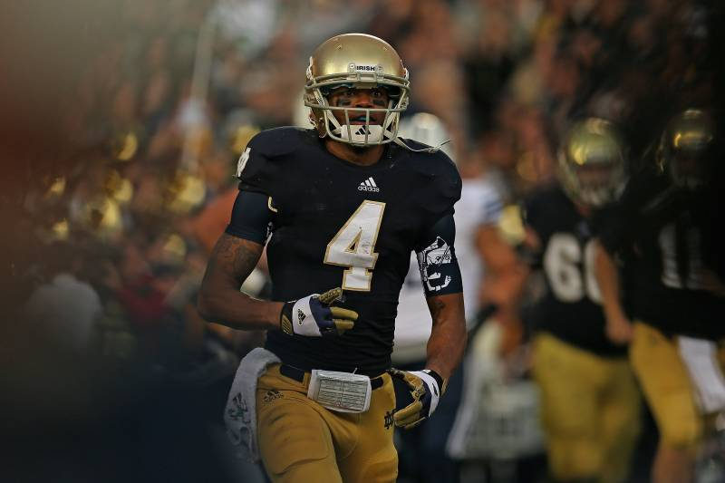Notre Dame Football Top Candidates To Be Featured Running Back For Irish Bleacher Report Latest News Videos And Highlights