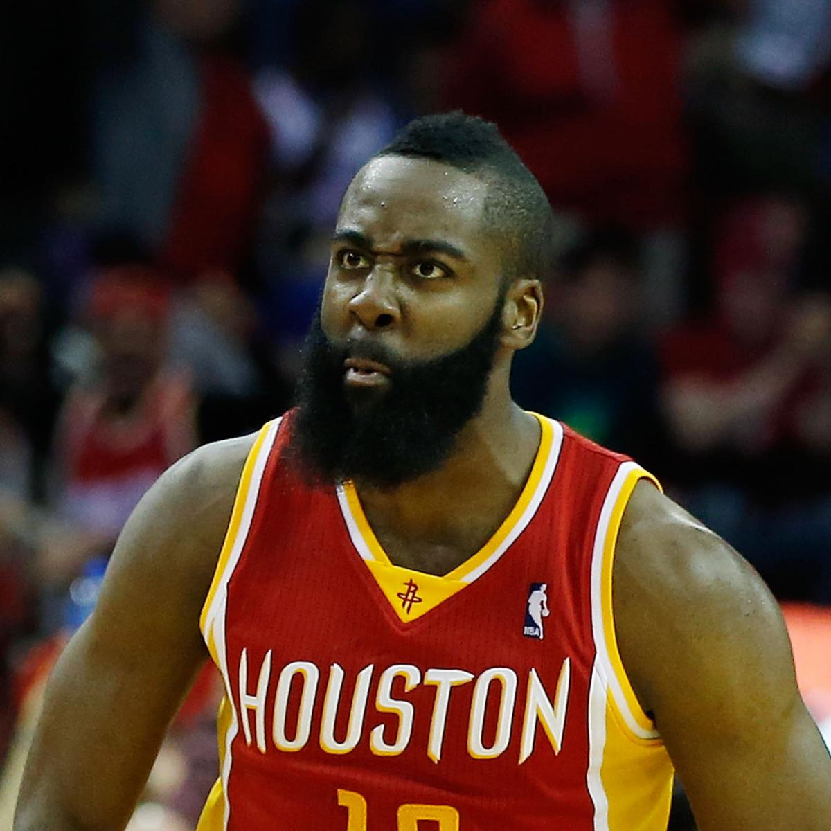 James Harden Free Agency: James Harden Proving OKC Thunder Made Wrong Decision