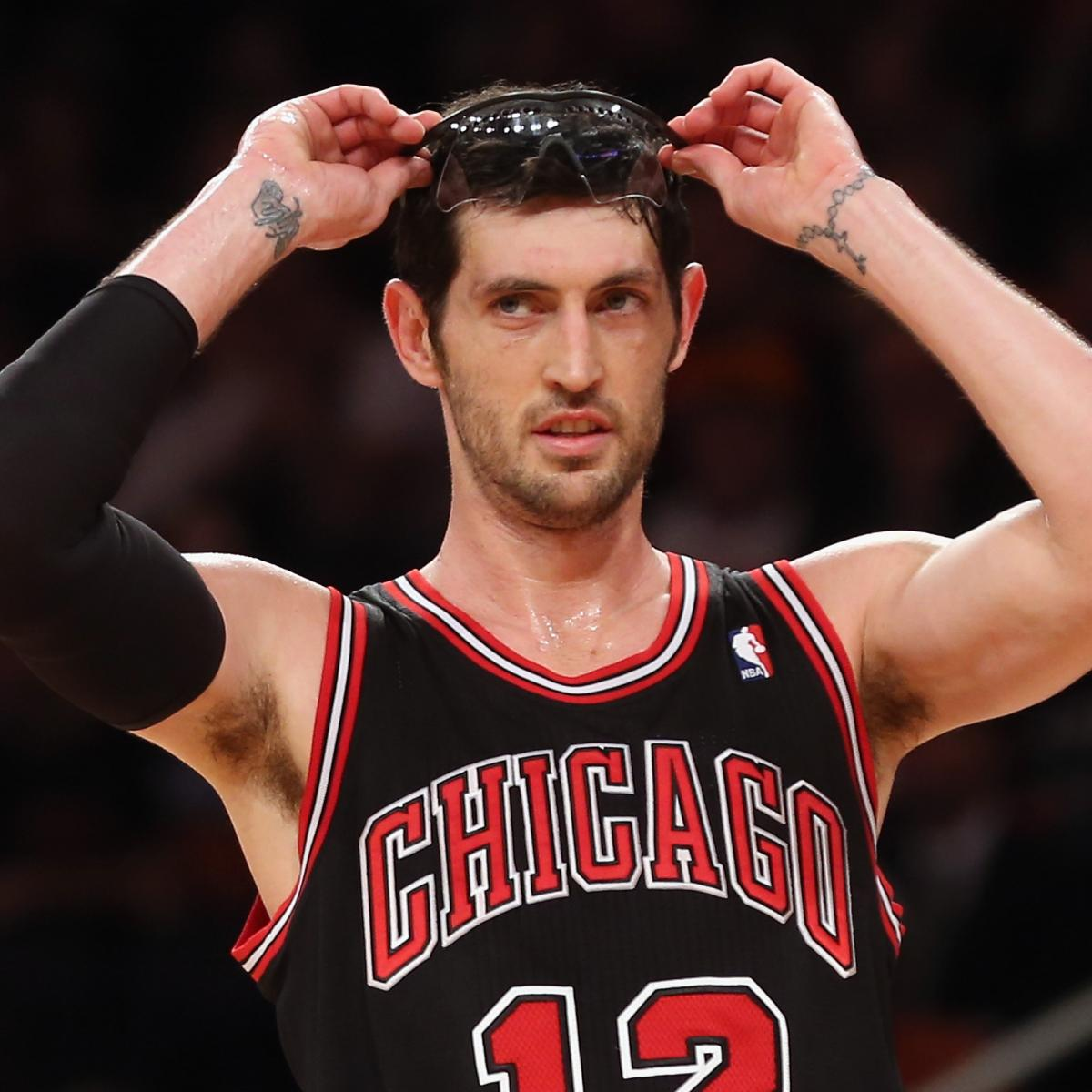Chicago Bulls: Kirk Hinrich's Absence Proves His Value to ...