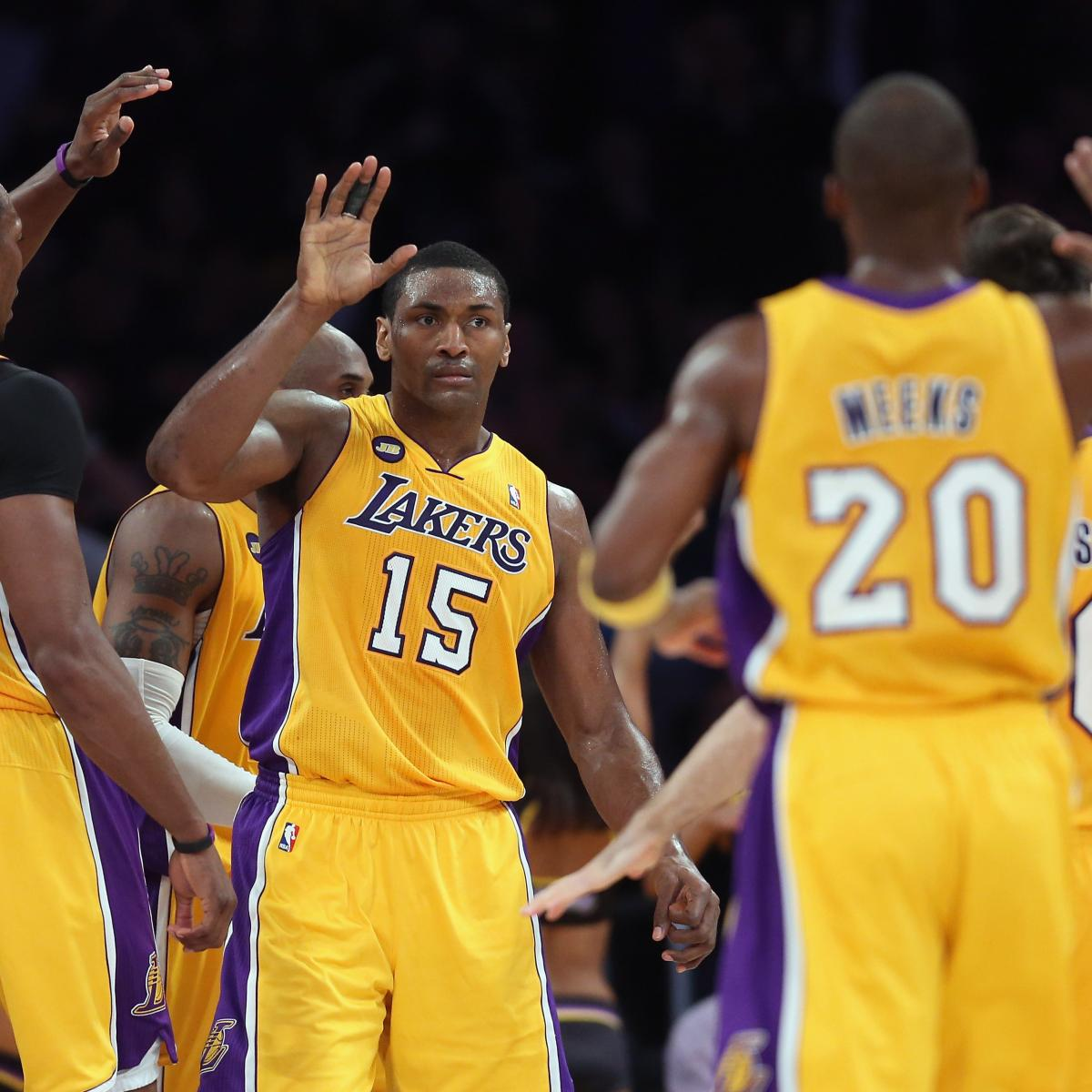Remaining Must-Win Games For Los Angeles Lakers To Make