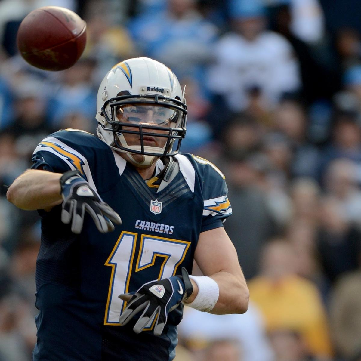 San Diego Chargers Coaches: Should The San Diego Chargers Trade QB Philip Rivers