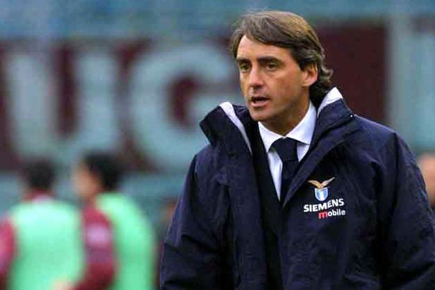 Afbeeldingsresultaat voor Lazio Roberto Mancini