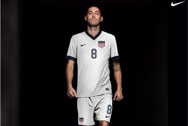 promo code 1e638 a33e1 Grading U.S. Men's National Team's 100th Anniversary Kit ...