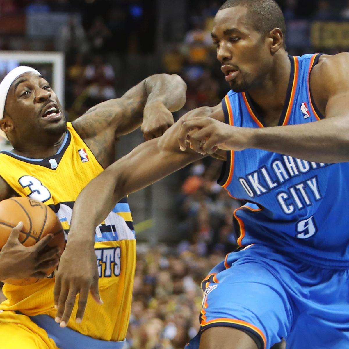 NBA Picks: Oklahoma City Thunder Vs. Denver Nuggets