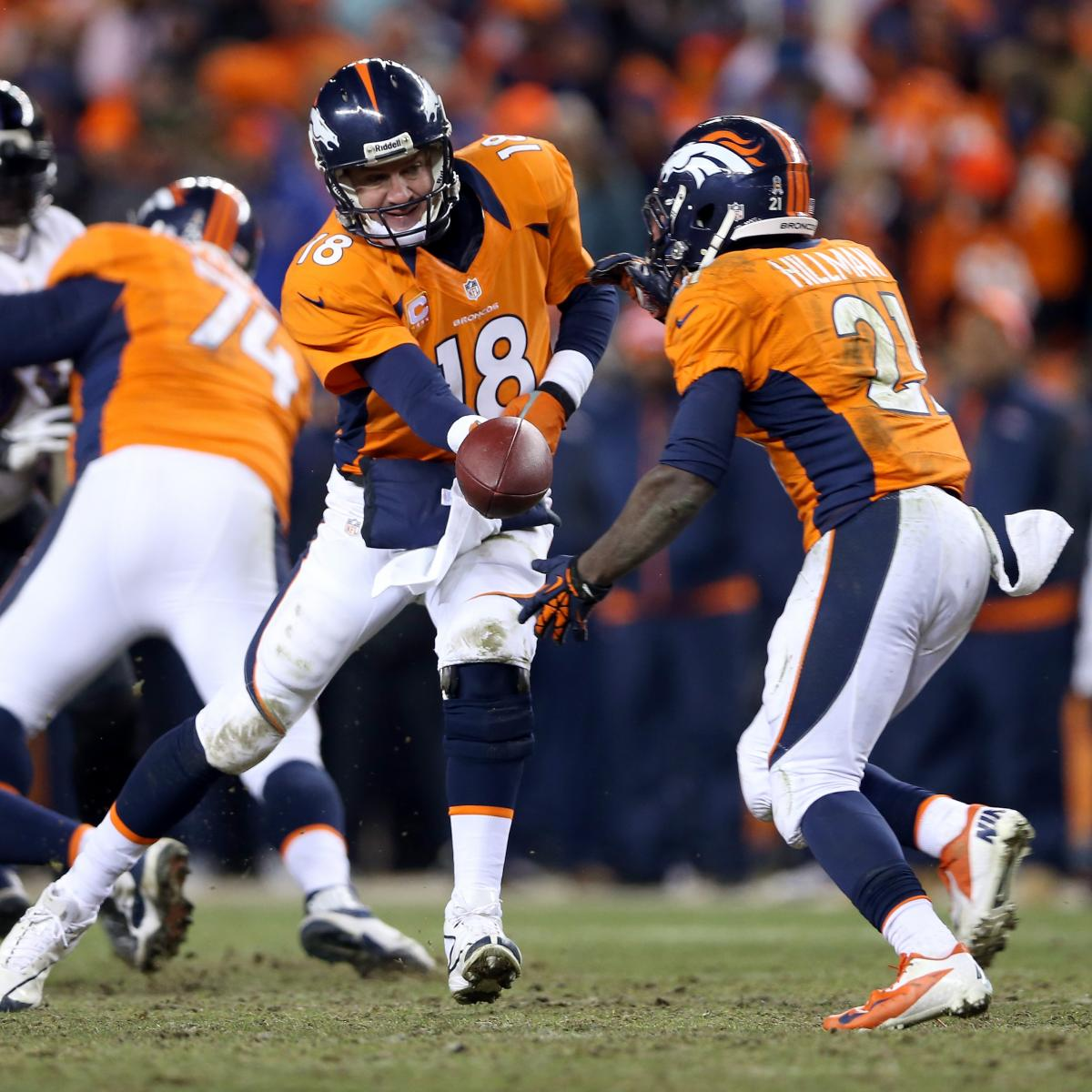 Denver Broncos Re Grading Their Key 2013 Offseason: How The Broncos Can Improve Most In 2013