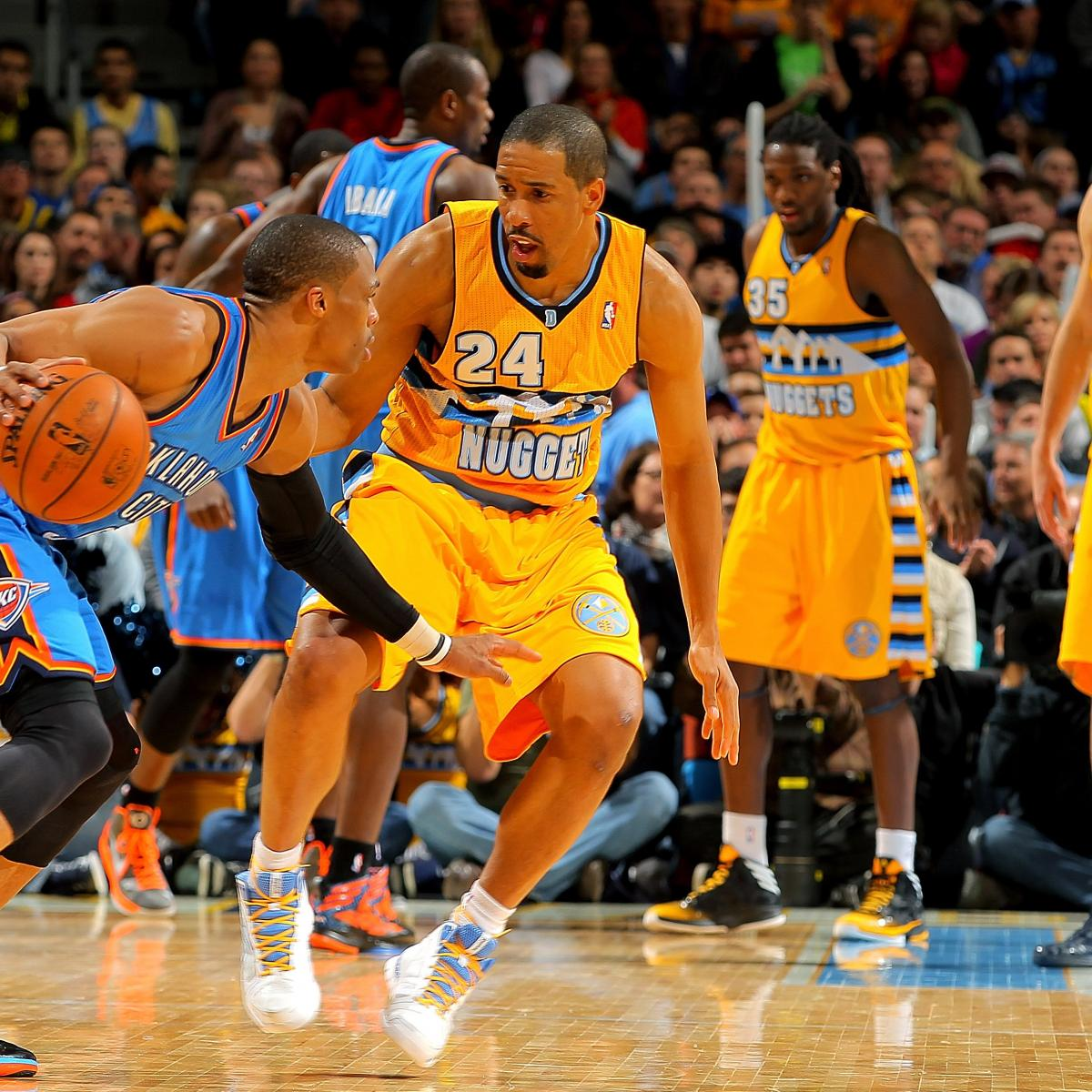 Thunder Vs Nuggets: Thunder Vs. Nuggets: Free-Throw Shooting Will Be