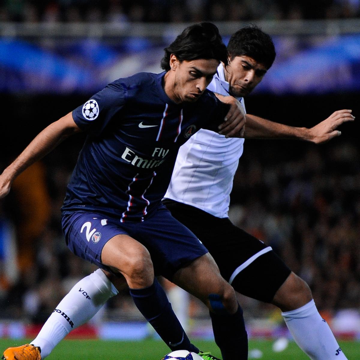 Psg Vs Manchester City Live Score Highlights From: Paris Saint-Germain Vs. Valencia: Champions League Live