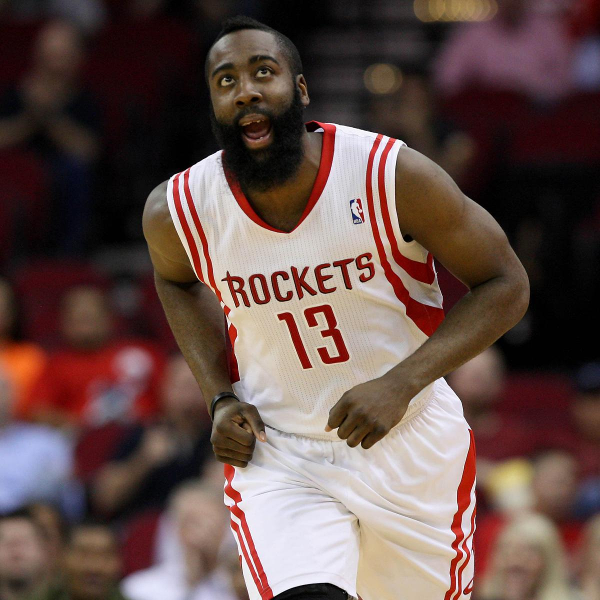 NBA Picks: Houston Rockets Vs. Golden State Warriors
